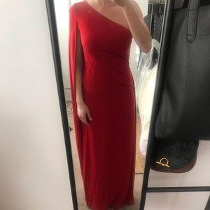 Jill by Jill Stuart Red Formal Gown